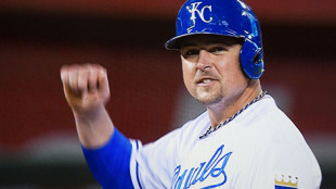 """Billy """"Country Breakfast"""" Butler is one of the Kansas City Royals' unlikely heroes this fall."""